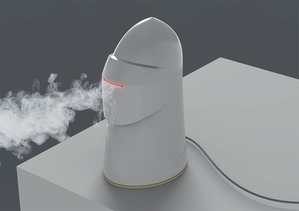ebulo-systems - Conception d'un produit qui s'intégre dans un habitat.