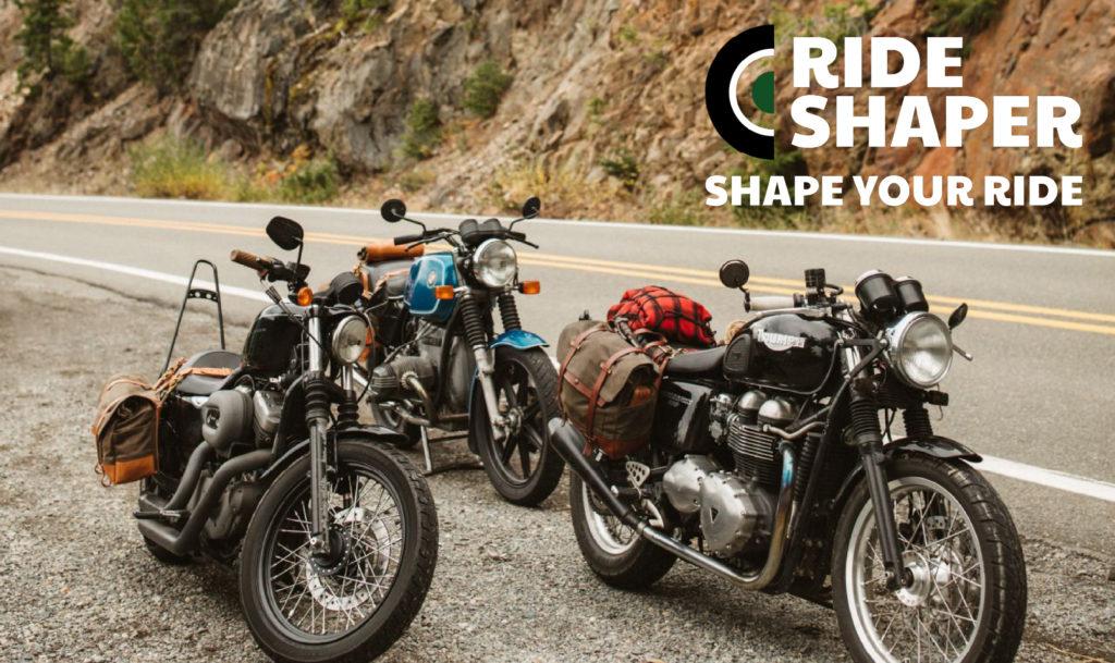 Rideshaper - Kit de communication garantissant l'autonomie de l'entrepreneur